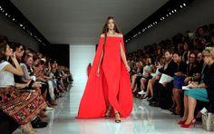 Ralph Lauren Primavera Verano 2014 Semana de la Moda de Nueva York
