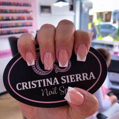 𝒞𝑅𝐼𝒮𝒯𝐼𝒩𝒜  𝒮𝐼𝐸𝑅𝑅𝒜 𝒩𝒜𝐼𝐿 𝒮𝒫𝒜♛  Sedes disponibles 💗LAURELES📲3005269612 ☎️ 2501027 💗MEGACENTRO📲 3227639001 ☎️ 4799956 💗BELÉN📲 3136193142 ☎️… Manicure Nail Designs, Pink Nail Designs, Nail Manicure, French Acrylic Nails, Cute Acrylic Nails, French Nails, Glow Nails, Glitter Nails, Nagellack Trends