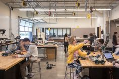 Integrus Architecture – Sammamish High School Bellevue School District - The n. Us Universities, High School Activities, Problem Based Learning, Staff Room, Gymnasium, Education System, Art Education, School Community, Science Student