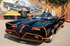 George Barris – The designer of the famous Batmobile from 1966 is dead