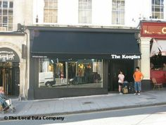 The Kooples The Kooples, The Locals, Bristol, Park, The Originals, Street, Outdoor Decor, Home, Design