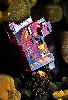 Cuprite on Copper - Sorry an error has occured