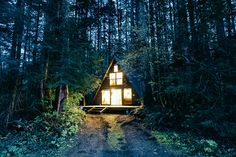 Set in a private community in the central Cascades about 90 minutes from Seattle, the Tye Haus A-Frame is an ideal basecamp for your next PNW adventure. The cabin itself was built in the late '70s, sleeps six, and has...