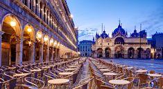 Photo Locations : St. Mark's Square – Venice