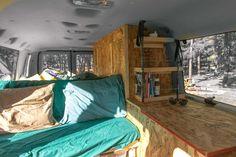 wooden van conversions - Google Search
