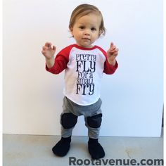 Pretty Fly For A Small Fry™ by Root Avenue
