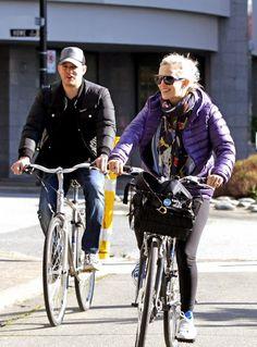 Celeb Diary: Michael Buble & Luisana Lopilato in Vancouver