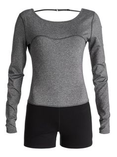 Roxy Fitness Medium Clothing Keep Calm Long Sleve Onesie Jumper Retail $78.00