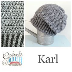 Tunella's Geschenkeallerlei präsentiert: das ist Karl, eine geniale gehäkelte Haube/Mütze aus einer Alpaka/Wolle/Acryl-Mischung - du kannst dich warm anziehen, dank sorgfältigem Entwurf, liebevoller Handarbeit und deinem fantastischen Geschmack wirst du umwerfend aussehen #TunellasGeschenkeallerlei #Häkelei #drumherum #Beanie #Pudelhaube #Haube #Mütze #Alpaka #Wolle #Karl