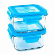 bpa, phalate and PVC-free glass food storage that is soon to take over Norway!
