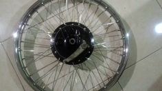 #BSAC11 front wheel ready...one more to go!