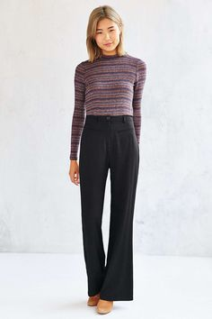 Cooperative Patsy Flare Pant - Urban Outfitters