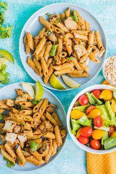 Save the recipe! Penne Pasta, Pasta Salad, Creamy Pasta Dishes, Peanut Chicken, Chicken Pasta Recipes, Best Dishes, Recipe Of The Day, Kung Pao Chicken, How To Cook Chicken