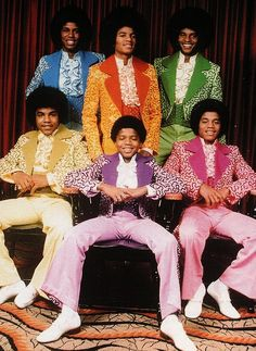 The Jackson 5 1970 Indianapolis IN