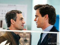 Matt Bomer And His Co-Stars In 'The Normal Heart'