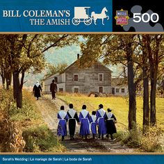 """Bill Coleman (1926-2014) was """"primarily an observer,"""" says his son Noah. He liked to observe body language and watch how people used their hands. As a photographer, he turned his keen eye toward local Pennsylvanian Amish people. He was given rare access to document the lives of those living in an Old Order Amish community and his work highlights the beauty of that community and the countryside in which they reside."""