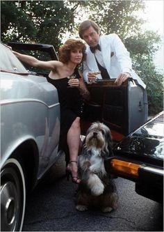 Hart to Hart : Photo Robert Wagner, Stefanie Powers- still waiting for my Jonathan Hart....