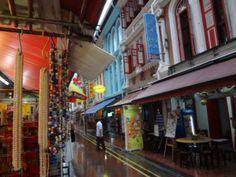 Chinatown, Singapore, Malay Peninsula.