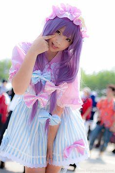 cute and kawaii~! Pastel Goth Fashion, Kawaii Fashion, Lolita Fashion, Cute Fashion, Japanese Street Fashion, Tokyo Fashion, Harajuku Fashion, Harajuku Style, Gossip Girl