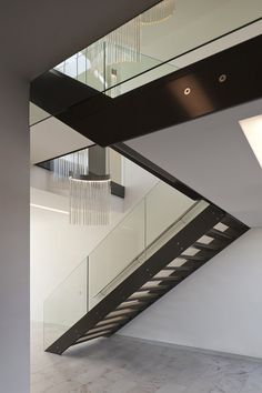 Contemporary Stairs // Bridge House by 123DV
