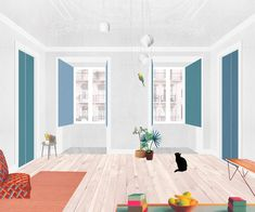 Gallery of Chiado Apartment / fala atelier - 38