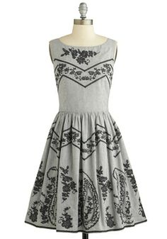 Trade Show and Tell Dress #ModCloth