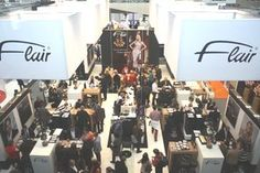 Flair Opti Munich booth. The show was a huge success!