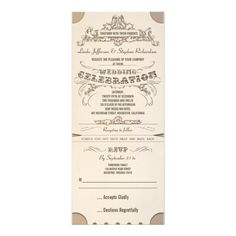 Discount Dealswedding typographic tickets invitations with RSVPIn our offer link above you will see