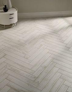 White Wood Laminate Flooring, Easy Flooring, Direct Wood Flooring, White Wood Floors, Flooring Ideas, Wood Parquet, Parquet Flooring, Wooden Flooring, Cutting Edge Stencils