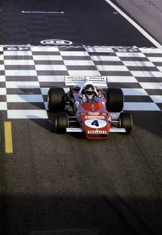 1971, Frankreich GP, Le Castellet, Jacky Ickx, Ferrari