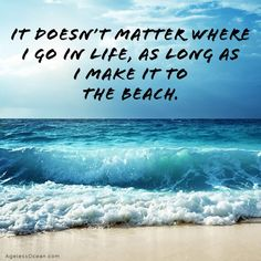 Sea Quotes, Quirky Quotes, Cocoa Beach, I Love The Beach, Beach Crafts, Beach Scenes, Beach Bum, Ocean Life, My Happy Place