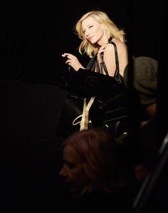 Cate Blanchett - Giorgio Armani Parfums > Sì Night Light - Behind The Scenes (2016)