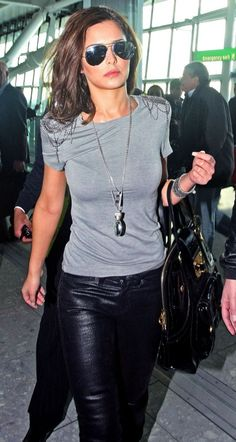 cheryl cole style Leather Fashion Lovers: Cheryl Cole in leather pants New York Fashion, Teen Fashion, Fashion Outfits, Fashion Trends, Runway Fashion, Woman Fashion, Cheryl Cole Style, Stylish Outfits, Cute Outfits