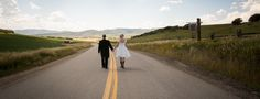 Let the adventures begin.  Steamboat Springs Colorado. Mountain Wedding.  Short dress. Cowboy boots.