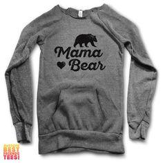 Mama Bear | Maniac Sweater