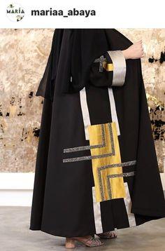 Modesty Fashion, Abaya Fashion, Fashion Outfits, Street Hijab Fashion, Estilo Abaya, Modern Abaya, Iranian Women Fashion, Abaya Designs, Stylish Clothes For Women