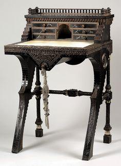 CARLO BUGATTI desk