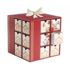 Christmas Toys Memory, Calendario dell'Avvento in porcellana-Villeroy & Boch