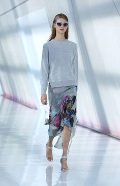 Preen by Thornton Bregazzi Spring 2014 Runway | Fashion Week