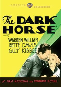 The Dark Horse - DVD-R (Warner Archive On Demand Region 1) Release Date: June 12, 2015 (Movies Unlimited U.S.)