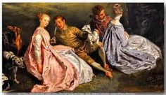 Jean Antoine Watteau (1684-1721) - Google zoeken