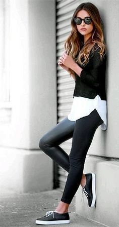 Love this outfit look!