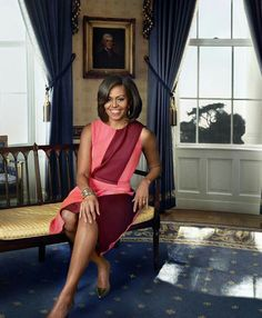 Museum of African American History & Culture?  http://www.baracklovesmichelle.com/flotusstyle