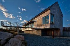 Corea Harbor House / Norelius Studio