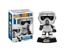 Figurine Pop Biker Stormtrooper Star Wars