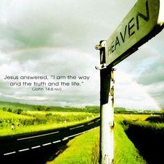 Jesus is the Way!