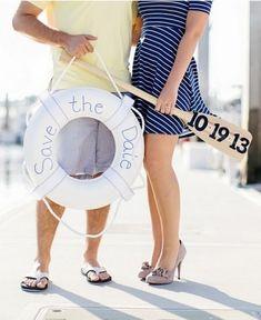 summer engagement photo idea - Brooke Images