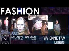 Vivienne Tam SS16 | New York Fashion Week | Runway Fashion - YouTube
