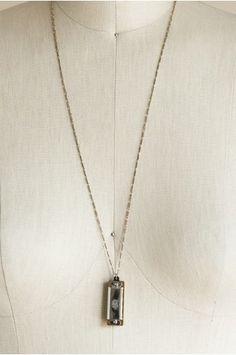 Mini Harmonica Necklace   shopgofish.com