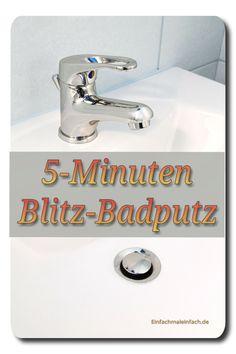 Vielleicht kennt der eine oder andere das: Der Bad- oder Gäste-WC-Putz steht…